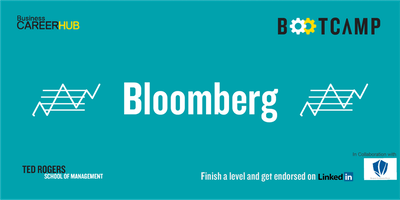 Bloomberg Bootcamp: Level 1