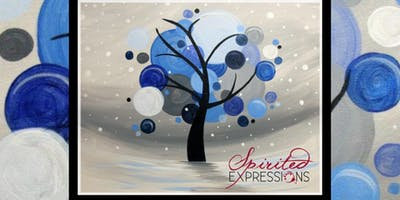$10 Holiday Special: Winter Wonderland Tree!