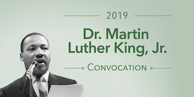 Dr. Martin Luther King Jr. Convocation