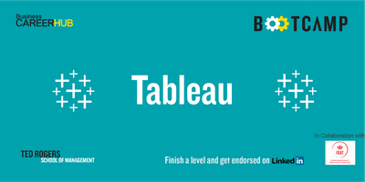 Tableau Bootcamp: Level 2