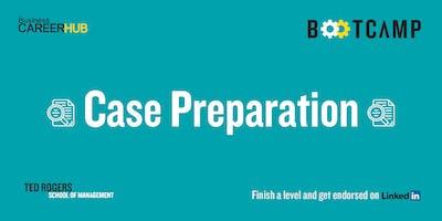 Case Preparation Bootcamp