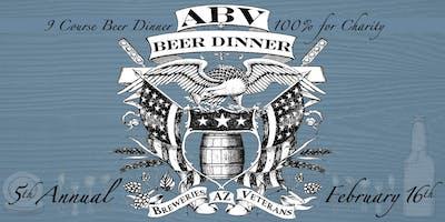 ABV Beer Dinner
