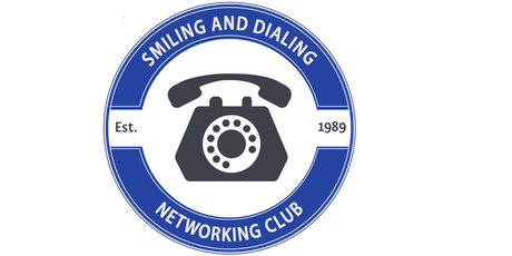 Career Networking by Smiling and Dialing tickets