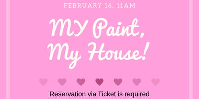 My House, My Paint!