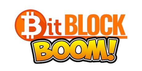 BitBlockBoom! Bitcoin Conference - 2019  tickets