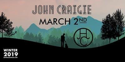 John Craigie at Hay Camp 2019