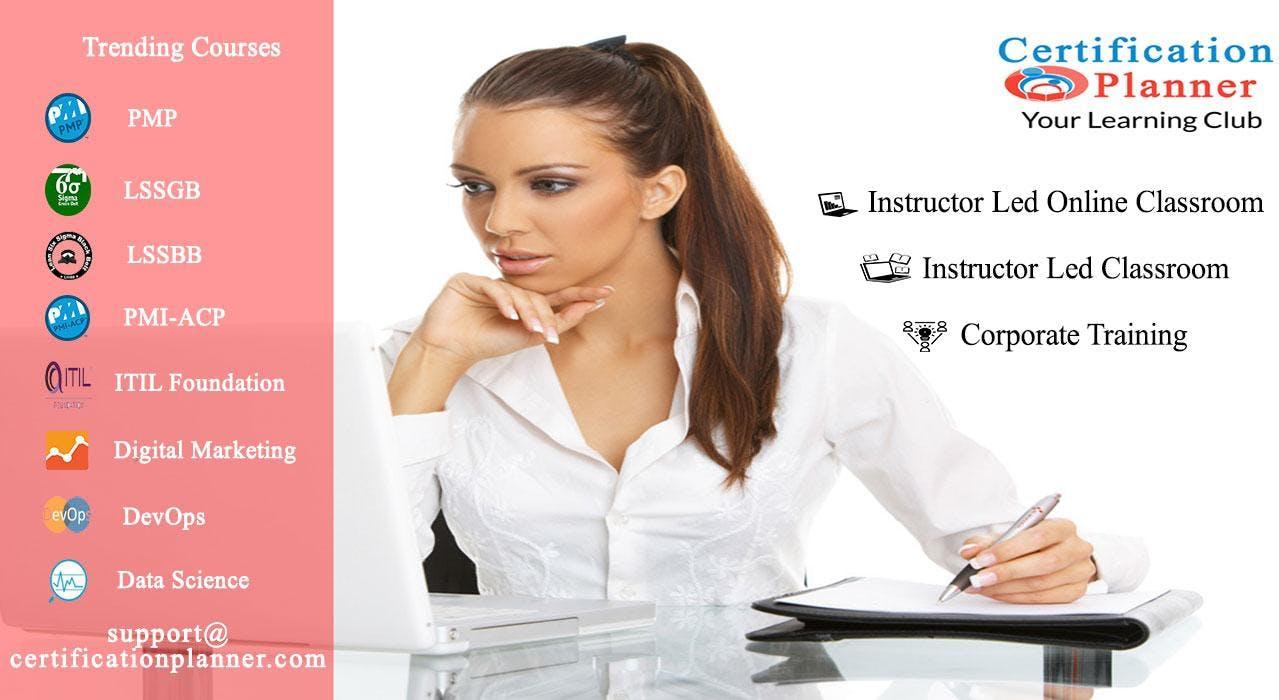 PMI Agile Certified Practitioner (PMI-ACP) 3