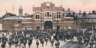 The history of the Royal Arsenal, Woolwich tour