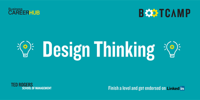 Introduction to Design Thinking Bootcamp