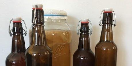 Kombucha Brewing Class tickets