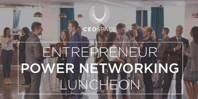 CEO Space Northern California Monthly Luncheon & Mixer Nov 13th 11am-1pm