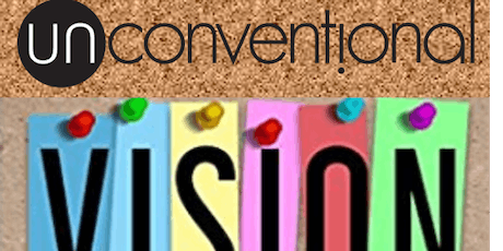 Unconventional Vision Board Gathering tickets