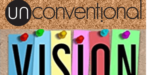 Unconventional Vision Board Gathering