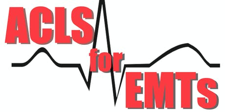 ACLS for EMTs tickets