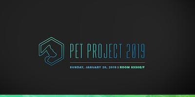 VMX Pet Project 2019
