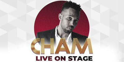 BABY CHAM LIVE ON STAGE MARTIN LUTHER KING DAY WEEKEND NO WORK NO SCHOOL MONDAY.