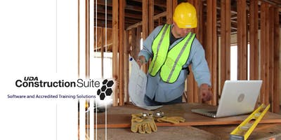 Contractor's Mastery Series:  UDA ConstructionSuite Scheduling Software (Session 1 of 4)