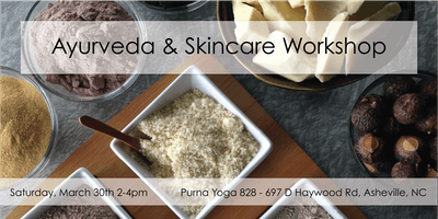 Five Prana Ayurveda and Skincare Workshop