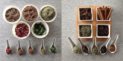 Five Prana Ayurveda Workshop: Herbal Tea, Golden Milk, Mantra & Mandalas