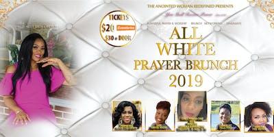 All White Prayer Brunch