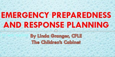Emergency Preparedness and Response Planning for Natural and Man-Made Events