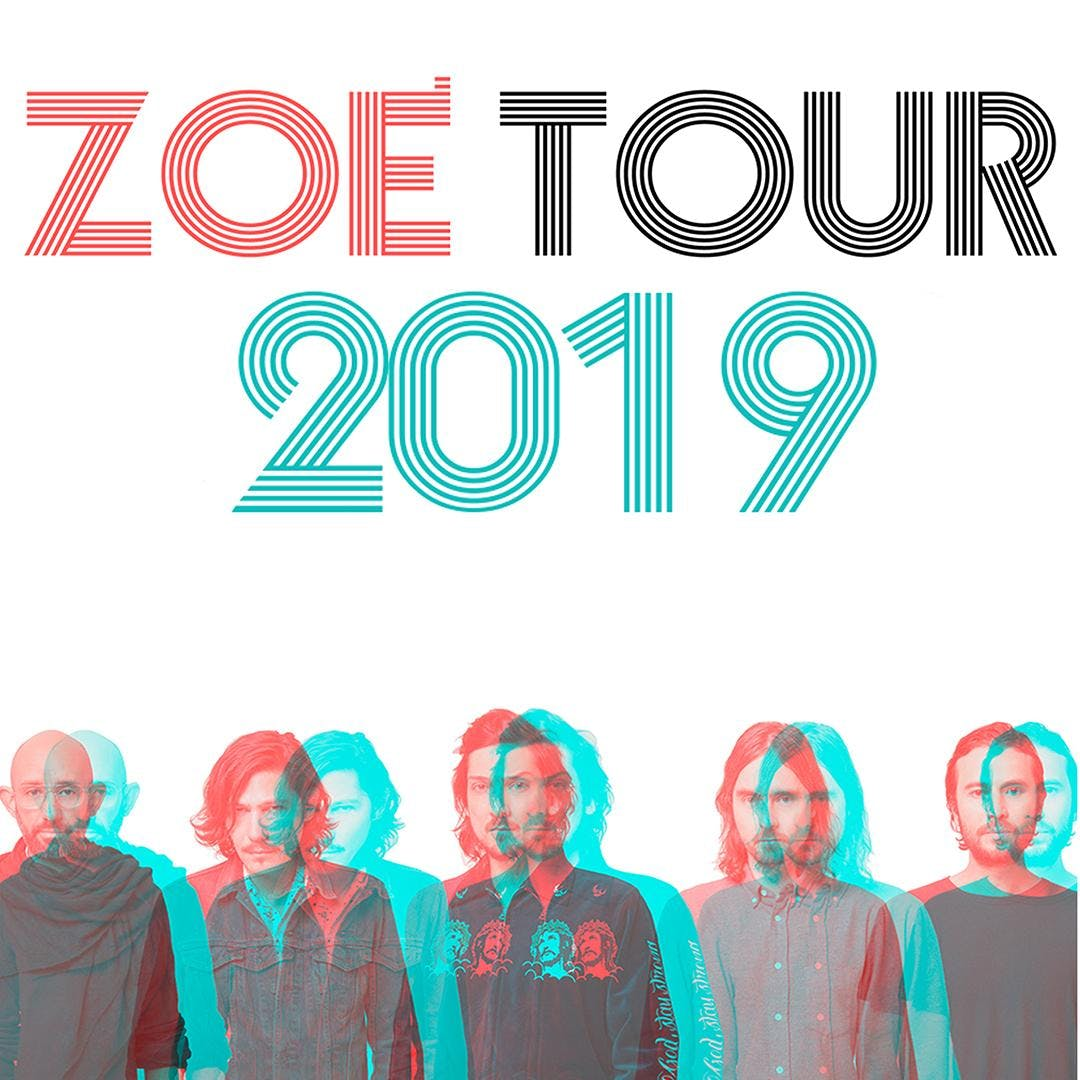 Zoe - Tour 2019