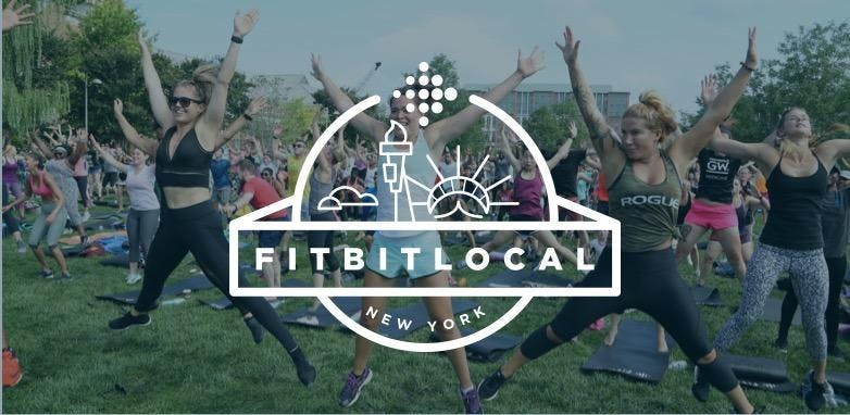 Fitbit Local Bodyweight Bootcamp & Cardio Box