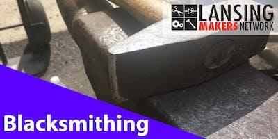 Taste of Blacksmithing - Hook
