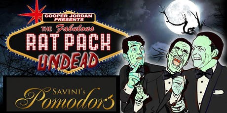 THE RAT PACK UNDEAD - Direct from NYC comes to Woonsocket, Rhode Island ONE NIGHT ONLY tickets