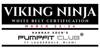 Viking Ninja White Belt Certification