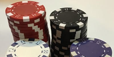 Texas Hold'em Poker @ 1st Avenue Lounge at 7pm & 10pm