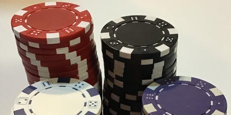 Texas Hold'em Poker @ 1st Avenue Lounge at 7pm & 10pm tickets