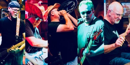The Cover Tones 2019 Concert Cruise #3 on the Songo River Queen!