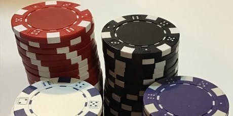 Texas Hold'em Poker @ 1st Ave. Lounge 7:30pm...$100 Cash to 1st place tickets