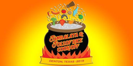 The Jambalaya and Jollof Rice Cook-Off 2019