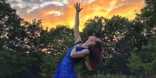 Meditation and Healing Movement Series, 2019