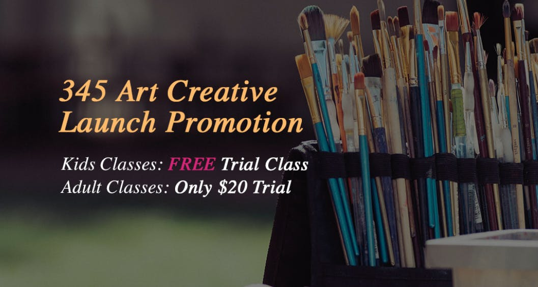 ** ART LAUNCH PARTY ** at 345 ART CREATIVE -