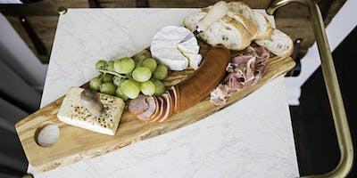 Lesson 1: EVERYTHING YOU NEED TO KNOW ABOUT CHARCUTERIE BOARDS