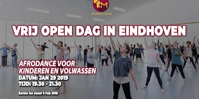FREE Afrodance Open days for kids and adults in Eindhoven