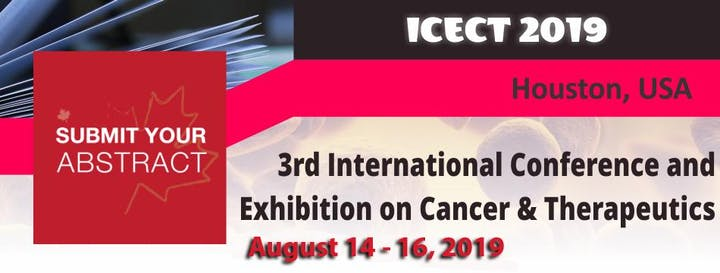 3rd International Conference and Exhibition on Cancer & Therapeutics