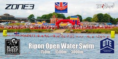 Black Sheep Ripon Open Water Swim
