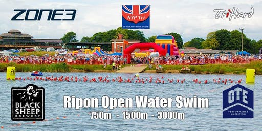 Black Sheep Ripon Open Water Swim