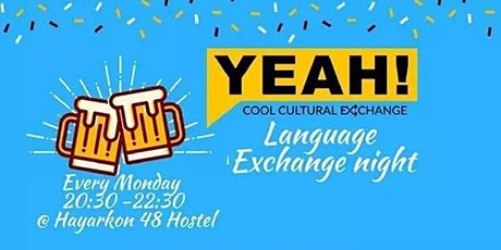 Language Exchange Night tickets