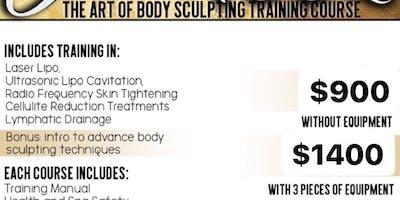 The Art of Body Sculpting Class- April 2019