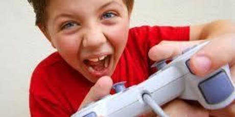 $99 Half Day - STEM Summer Camp: Token Video Game Starters tickets