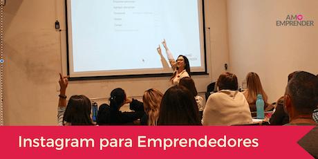 Uruguay - Instagram para Emprendedores - Montevideo entradas
