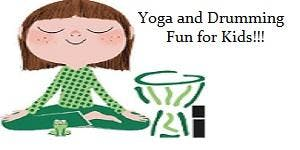 Yoga and Drumming Fun for Kidz