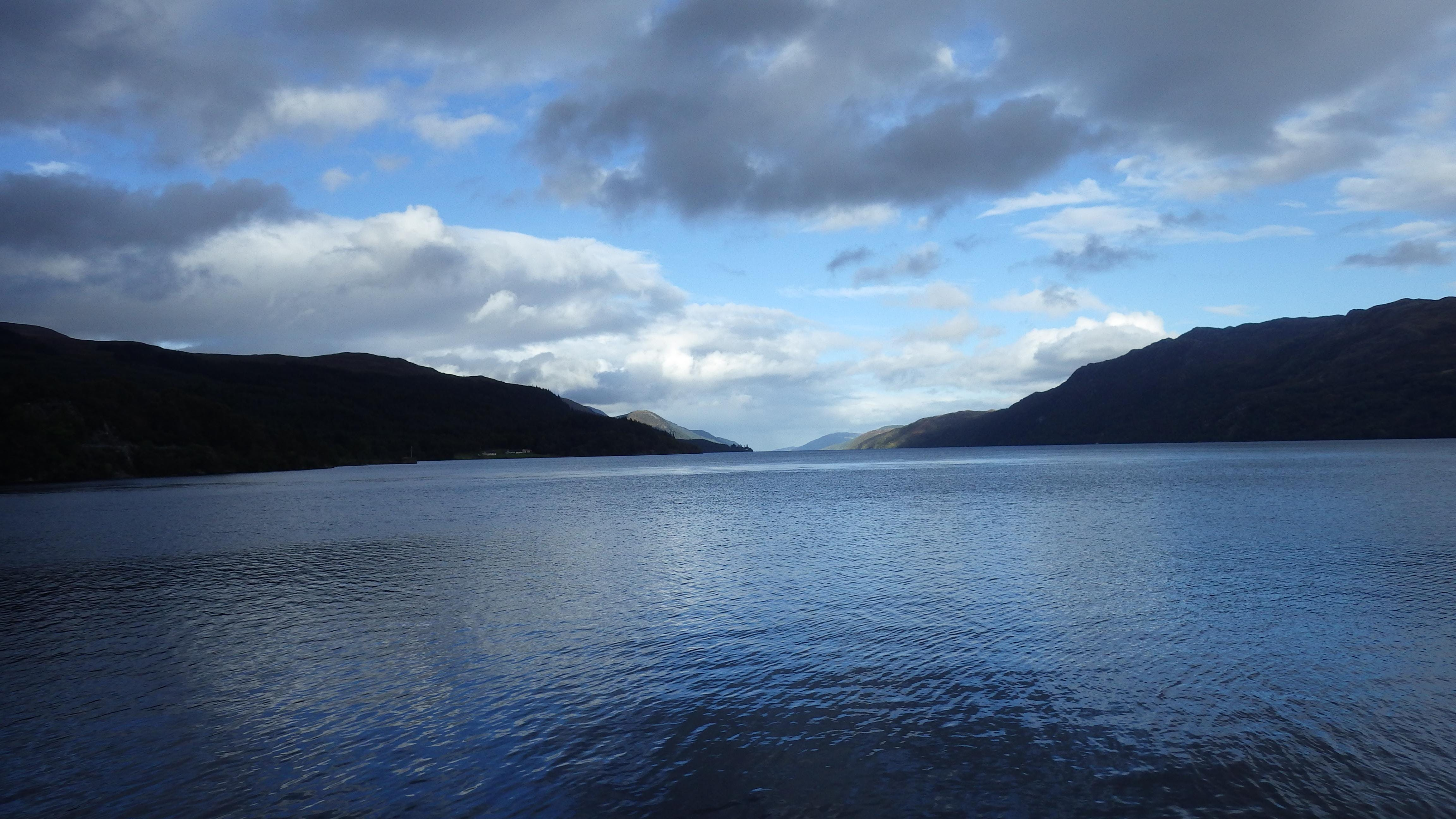 Loch Ness, Monster Mythology and Highland Cow