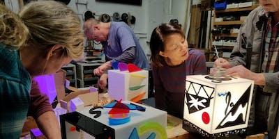 Lumonics School of Light Art Classes