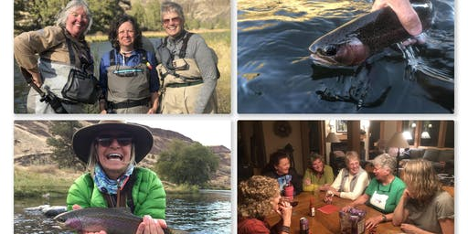 Sisters Fly Fishing Rendezvous
